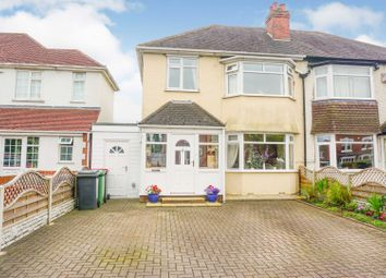 Thumbnail 3 bed semi-detached house for sale in New Road, Water Orton
