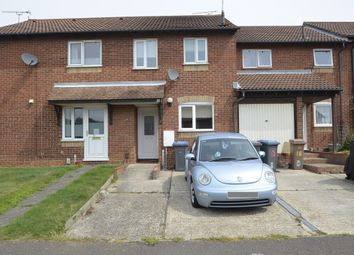 Thumbnail 2 bed terraced house for sale in Blyford Way, Felixstowe