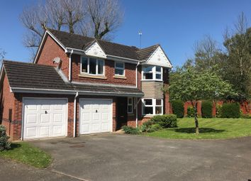 4 bed detached house for sale in Jenner Crescent, Kingsthorpe, Northampton NN2