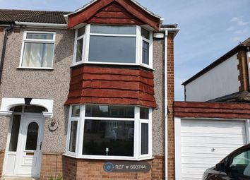 3 bed end terrace house to rent in Beake Avenue, Coventry CV6
