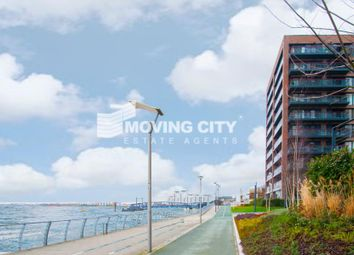 Thumbnail 1 bed flat for sale in Waterfront 2, Royal Arsenal Riverside