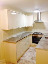 Thumbnail 4 bed maisonette to rent in Dunsmore Close, Southsea