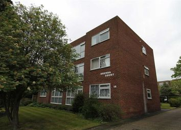 Thumbnail 3 bed flat to rent in Granville Road, Sidcup, Kent