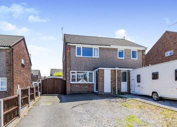 Thumbnail 2 bed semi-detached house for sale in Brindley Place, Stoke-On-Trent