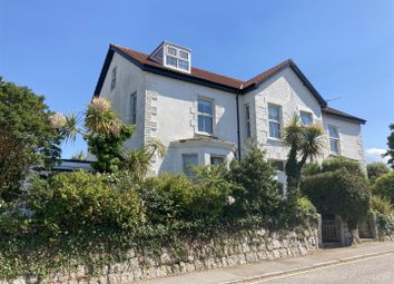 Thumbnail 4 bed flat for sale in Gyllyngvase Road, Falmouth