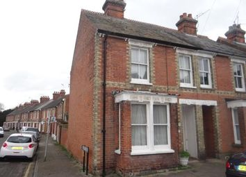 Thumbnail 2 bed semi-detached house for sale in Edward Road, Canterbury, Kent