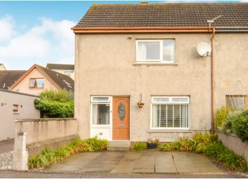 Thumbnail 2 bed end terrace house for sale in Balmoral Terrace, Elgin