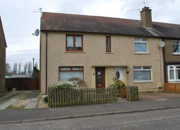Thumbnail 2 bed end terrace house for sale in Burnbank Road, Grangemouth