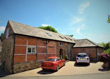 Thumbnail 3 bed barn conversion for sale in Green Farm Court, Anstey, Leicester