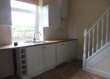 Thumbnail 2 bed end terrace house to rent in Mottram Moor, Hollingworth
