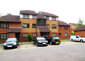 Thumbnail 2 bed flat to rent in Conifer Way, Wembley, Middlesex