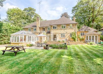 Thumbnail 5 bedroom detached house for sale in Trout Rise, Loudwater, Rickmansworth, Hertfordshire