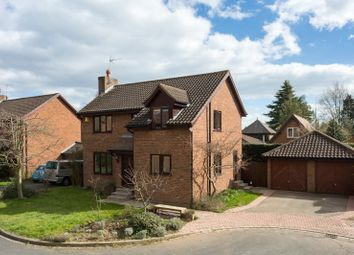 Thumbnail 4 bed detached house for sale in Dikelands Close, Upper Poppleton, York