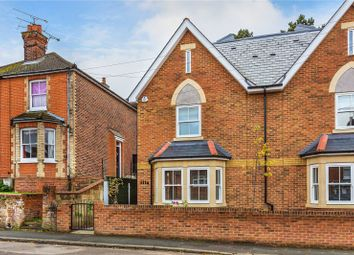 Thumbnail 4 bed semi-detached house for sale in Addison Road, Guildford, Surrey