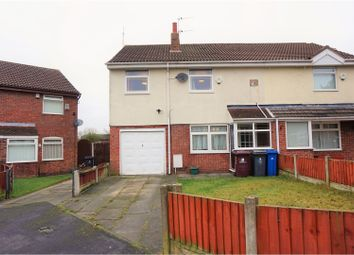 Thumbnail 3 bed semi-detached house for sale in Beattock Close, Liverpool