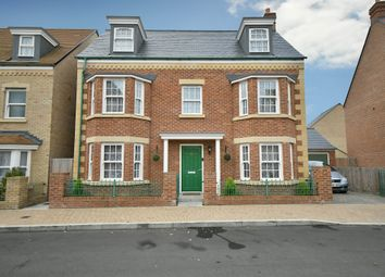 Thumbnail 5 bed detached house for sale in Trevello Road, Wichelstowe, Swindon
