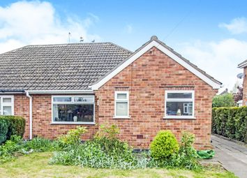 Thumbnail 3 bed bungalow for sale in Willow Park Drive, Wigston