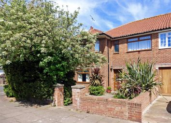 Thumbnail 5 bed semi-detached house for sale in George V Avenue, Worthing, West Sussex