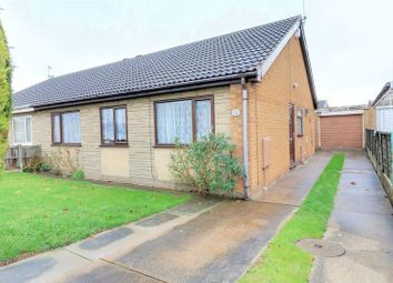 Thumbnail 3 bed semi-detached bungalow for sale in Lindsey Court, Epworth, Doncaster