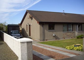 Thumbnail 2 bed semi-detached bungalow for sale in Watson Park, Kirkwall, Orkney