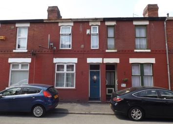Thumbnail 2 bedroom terraced house for sale in Fleeson Street, Manchester, Greater Manchester, Uk