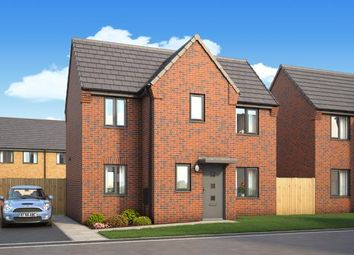 "Thumbnail 3 bedroom property for sale in ""The Warwick At Kingfields Park"" at Kesteven Way, Kingswood, Hull"