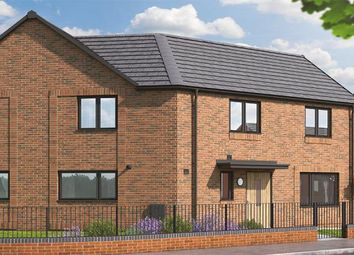 "Thumbnail 3 bed property for sale in ""The Beckwith At Connell Gardens Phase 3 "" at Hyde Road, Manchester"