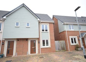 Thumbnail 2 bed semi-detached house to rent in Tylers Meadow, Torrington