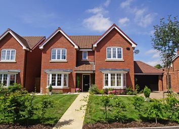 Thumbnail 4 bed detached house for sale in Butterwick Close, Barnt Green