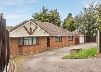 Thumbnail 3 bed detached bungalow for sale in Darenth Road South, Dartford