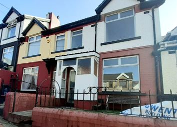 Thumbnail 3 bed terraced house for sale in Ash Grove, Tyllwyn, Ebbw Vale, Blaenau Gwent