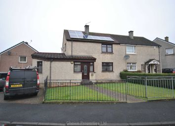 Thumbnail 4 bedroom semi-detached house for sale in Mcdonald Avenue, Johnstone