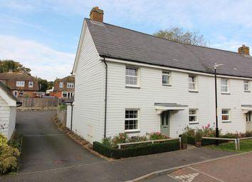 Thumbnail 3 bed semi-detached house for sale in Aldington, Kent