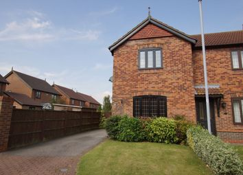 Thumbnail 2 bed semi-detached house to rent in Birch Way, Barnetby
