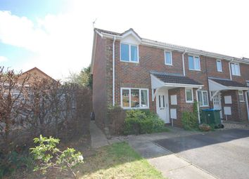 Thumbnail 3 bed end terrace house for sale in Plough Close, Aylesbury, Buckinghamshire