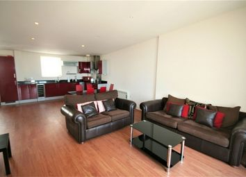 Thumbnail 3 bedroom flat to rent in Meridian Bay, Maritime Quarter, Swansea