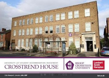 Thumbnail Commercial property for sale in Crosstrend House, 10A Newport, Lincoln