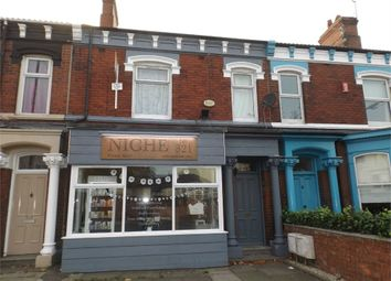 Thumbnail 2 bed flat for sale in Norton Road, Stockton-On-Tees, Durham
