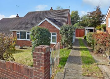 Thumbnail 2 bed bungalow for sale in Downs Road, Folkestone