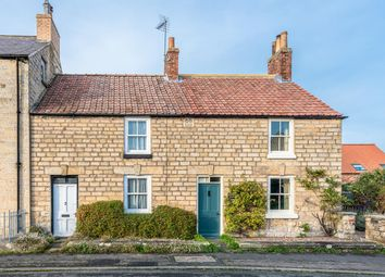 Thumbnail 2 bed terraced house for sale in 2 Prospect Cottage, The Green, Slingsby, York