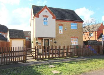 Thumbnail 3 bed detached house for sale in Meadhook Drive, Barton Le Clay, Bedfordshire
