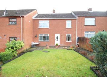 Thumbnail 3 bed terraced house for sale in Milewater Close, Newtownabbey