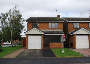 Thumbnail 3 bed detached house to rent in Walhouse Drive, Penkridge, Stafford