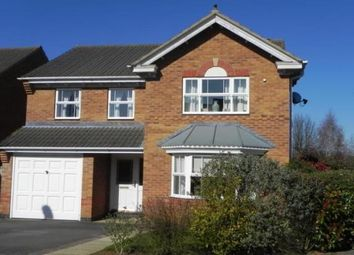 Thumbnail 4 bedroom detached house to rent in Horn Close, Oakham, Rutland