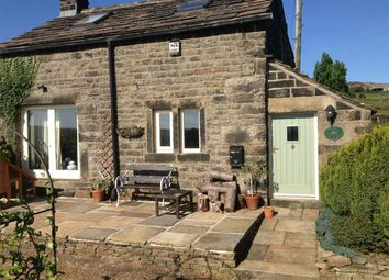 Thumbnail 2 bed barn conversion to rent in Moor Gate, Slaithwaite, Huddersfield