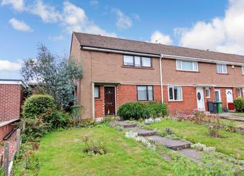 Thumbnail 2 bed end terrace house for sale in Stonegarth, Carlisle