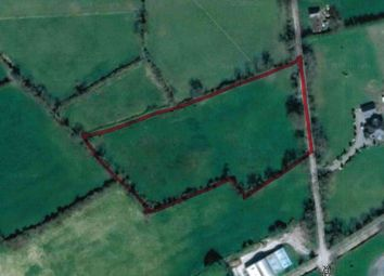 Thumbnail Land for sale in C. 1 Ha, (2.5 Acres) Site At Ballymartin, St. Mullins Lower, Borris, Carlow