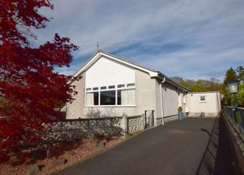 Thumbnail 4 bed detached bungalow for sale in Ladhope Crescent, Galashiels