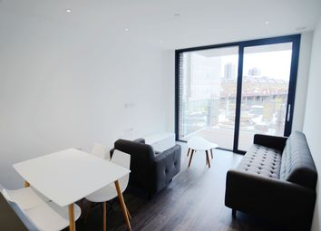Thumbnail 1 bed flat to rent in Catalina House 4 Canter Way, London