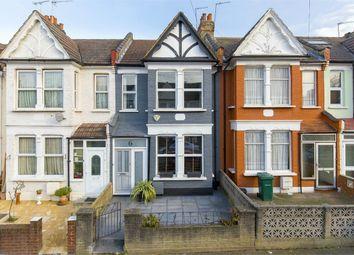 Thumbnail 3 bed terraced house for sale in Carlton Road, Friern Barnet, London